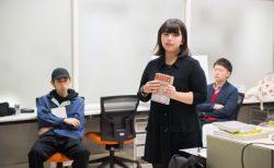 【Report】横浜美術大学で授業をしてきました!