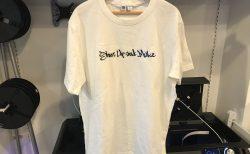 【Studies】Tシャツに刺繍する