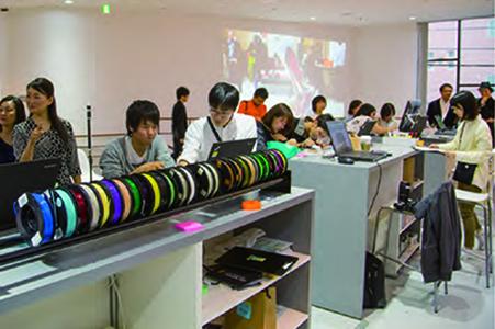 Autodesk Gallery Pop-up Tokyo