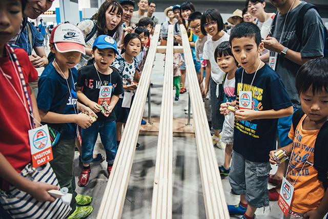 8/4, 5開催:Nerdy Derby in Maker Faire Tokyo 2018!