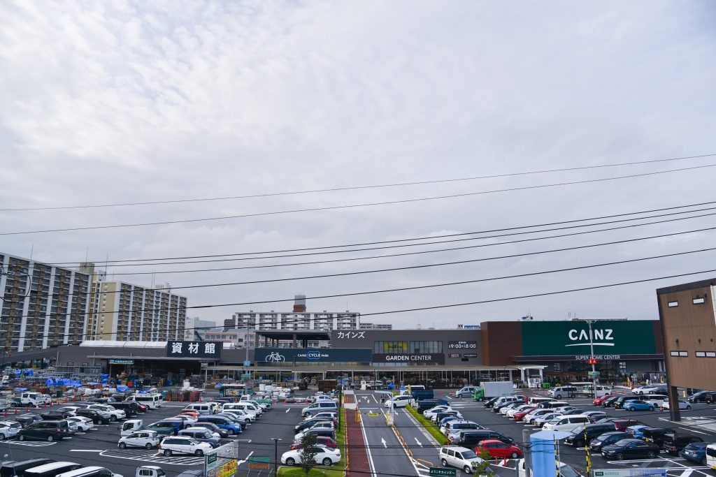 機材導入・レクチャー|カインズ名古屋堀田店にShopBot導入