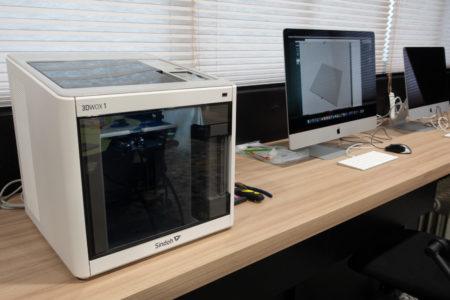 機材導入・レクチャー|聖光学園にSindoh 3DWOX1を導入