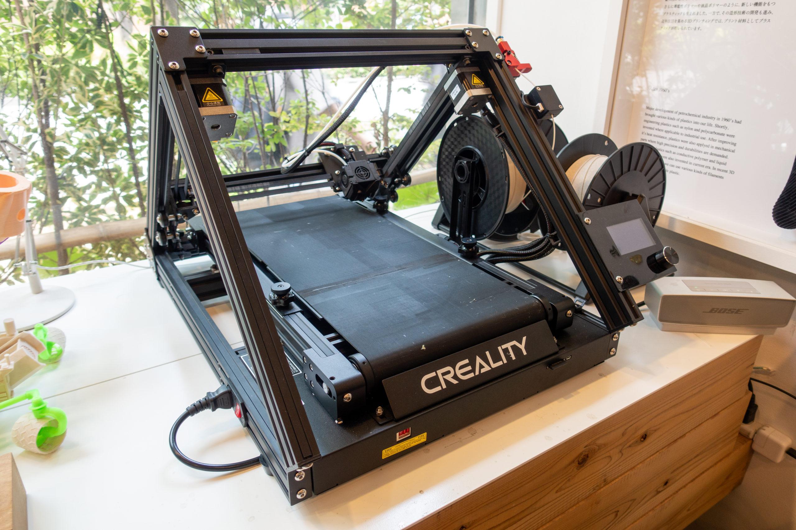 Creality CR-30導入レポート